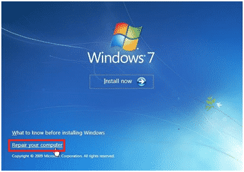 How to Reset Window 7 Admin Password_ever higher