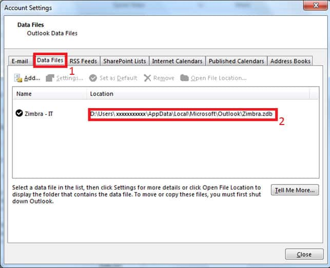 How to Troubleshoot Zimbra Local Failure Message under Outlook_ever higher