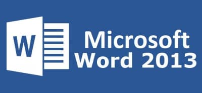 office word 2013 guide