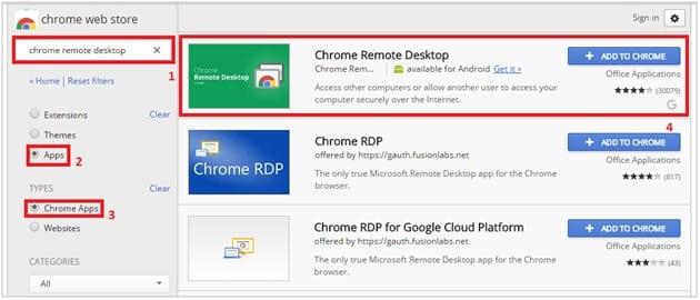 Chrome Remote Desktop (Alterative to Teamviewer)