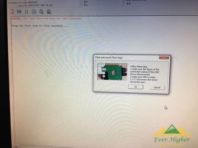 Seagate WD Hitachi Samsung Toshiba Maxtor hard drive