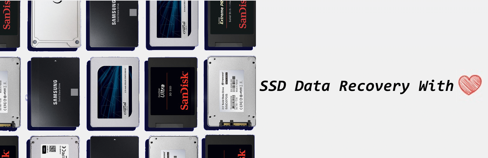 data recovery for SSD