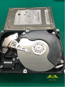 "Samsung 3.5"" Harddisk Data Recovery"