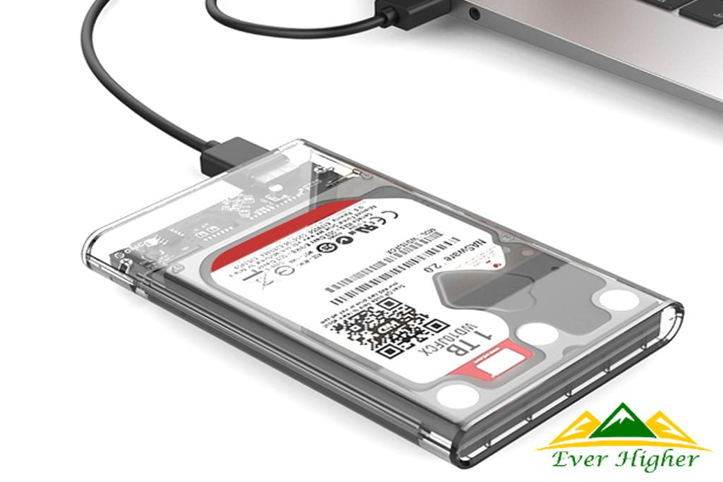 external hard disk repair and recovery