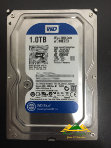 Western Digital Hard Disk Data Recovery Service