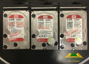 Asustor NAS Raid 5 Data Recovery Service