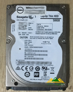 Seagate Thin Harddisk Data Recovery Service