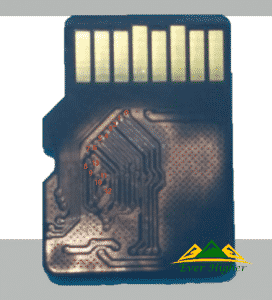 Sandisk 8GB Mirco SD Card Data Recovery Service