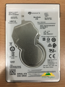 Seagate 2.5 HDD 2TB Data Recovery Service