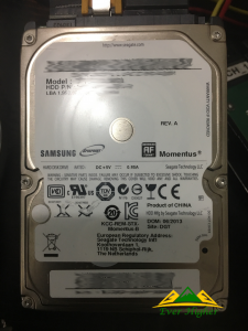 Sony 2.5 inch External Hard Disk Data Recovery Service in Singapore