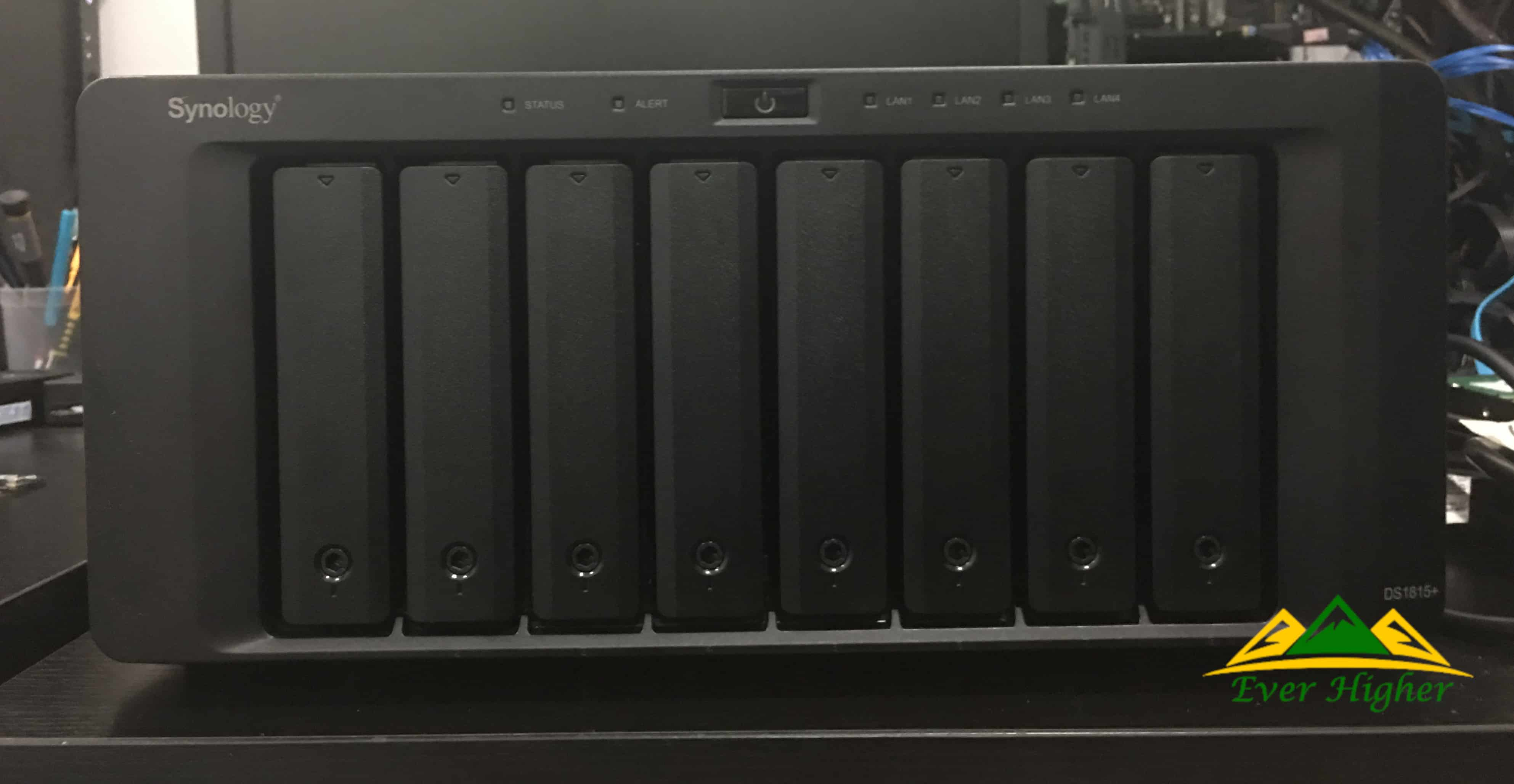 Synology 8 Bay NAS Data Recovery Service In Singapore