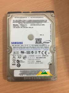 Samsung 2.5inch Portable Hard Disk Data Recovery Service In Singapore