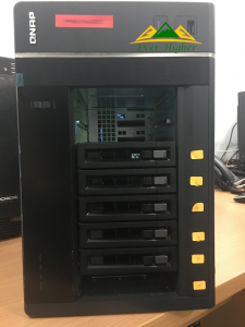 Qnap build with Raid 6 data recovery service in Singapore