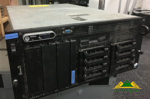 Dell PowerEdge 2900 Storage Access Network Server Data Recovery Service In Singapore
