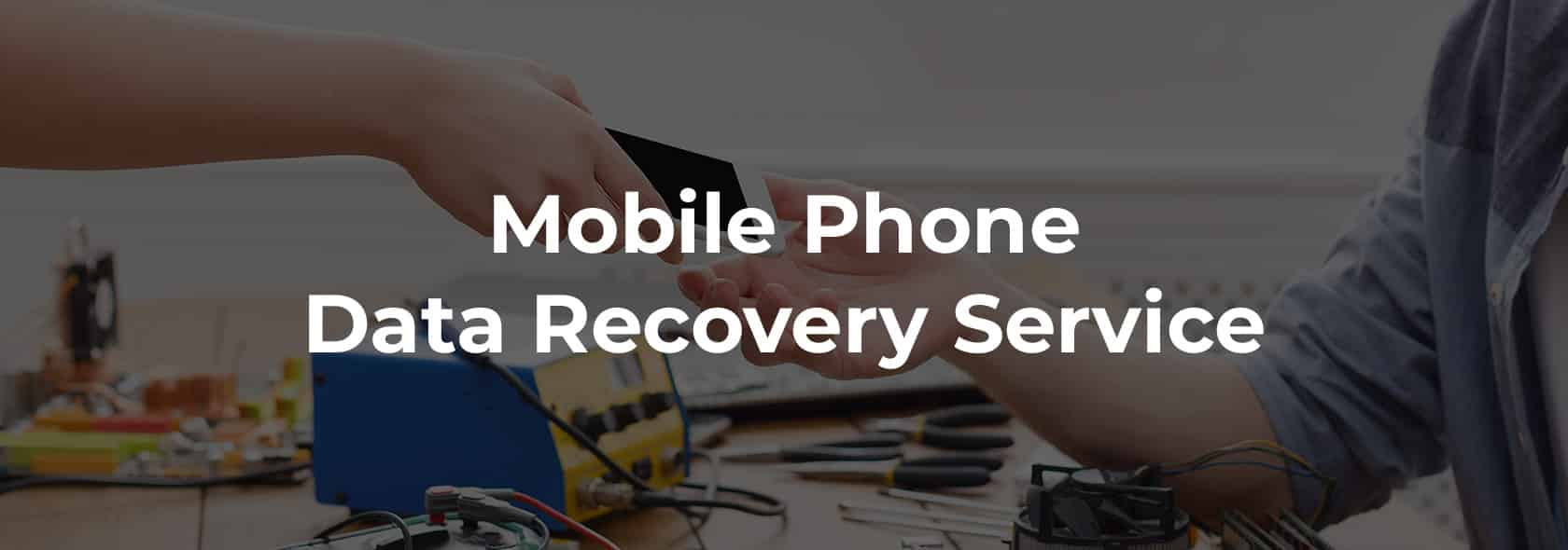 Mobile Phone Data Recovery Service Service Centre Singapore
