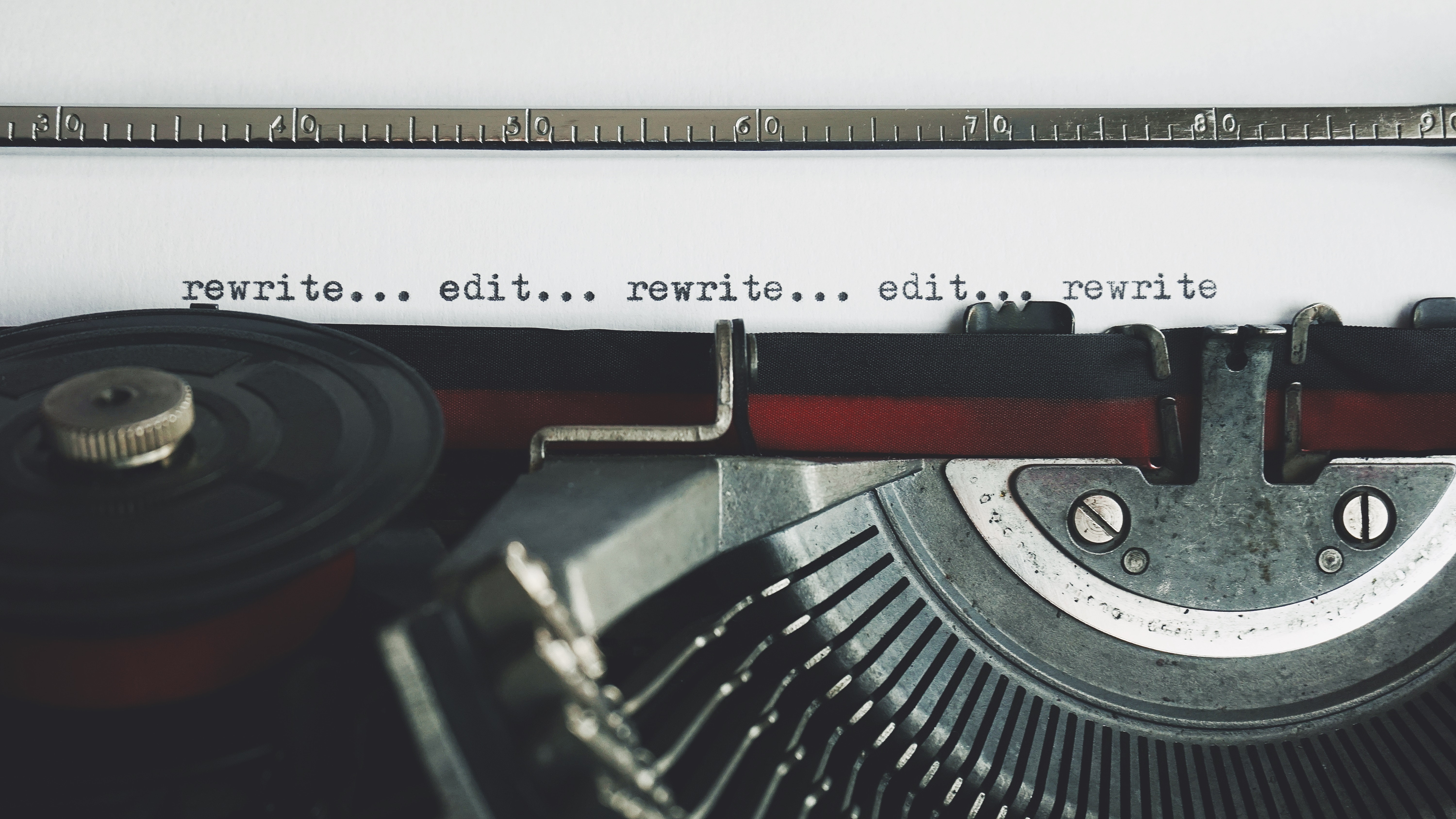 write and rewrite