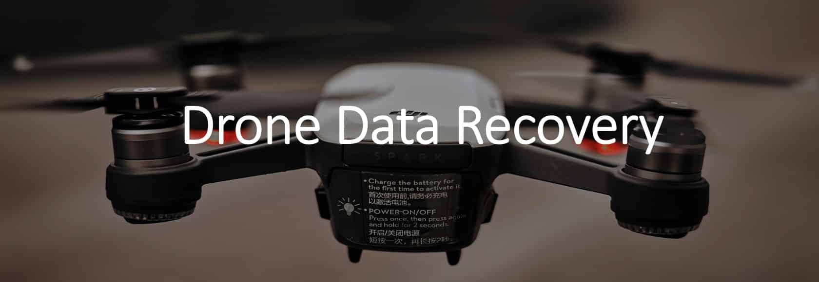 Drone Data Recovery
