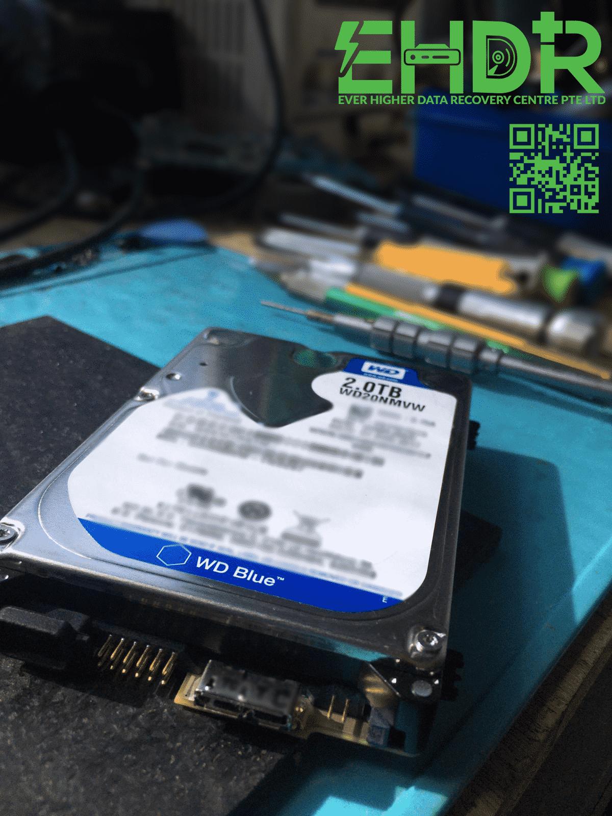 2021 June 10 – 2TB HDD